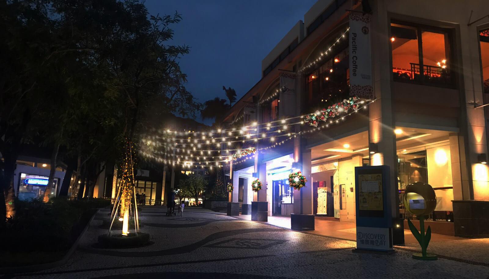 愉景灣今年將以「冬日歐洲小鎮」為主題,舉行「聖誕週日露天市集」。