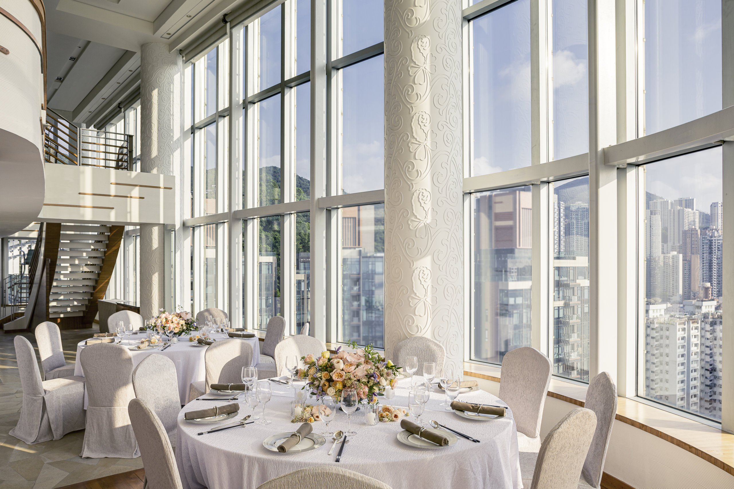因應素食需求日益增加,如心酒店將提供綠色婚宴菜譜,由多款環保素菜薈萃而成,由賣相、味道到口感都一樣出色。