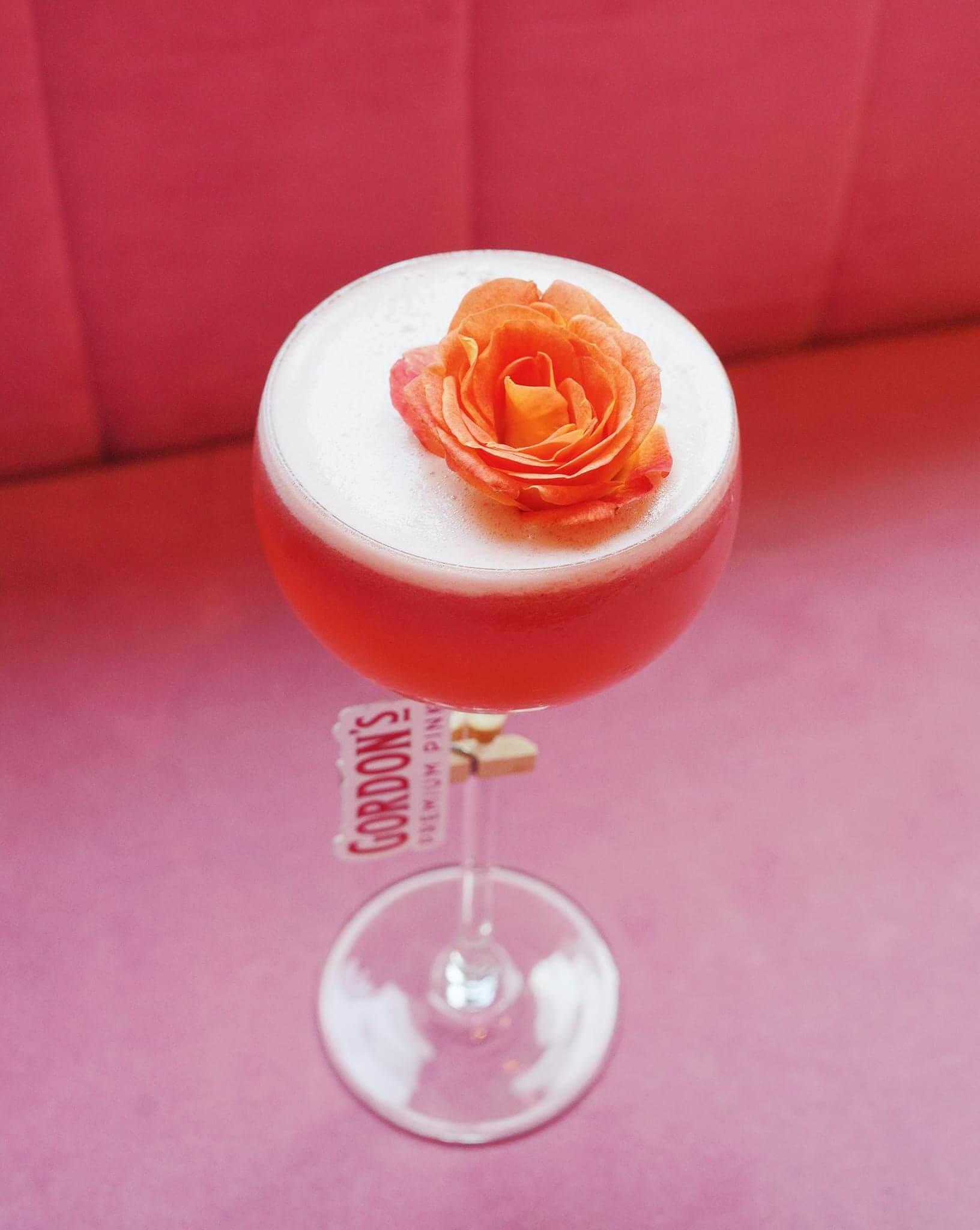 Gordon's Pink Rose HK$118