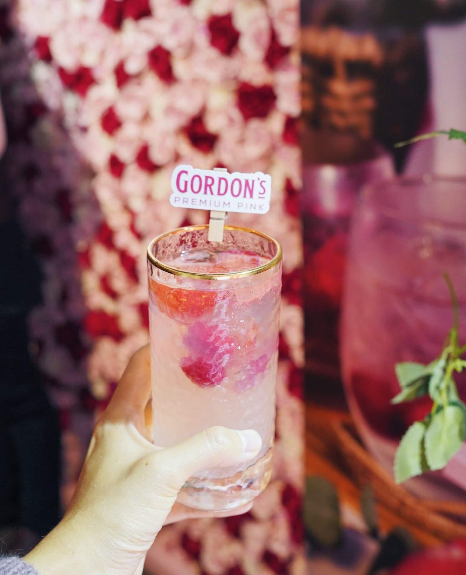 Gordon's Pink Lemonade HK$98