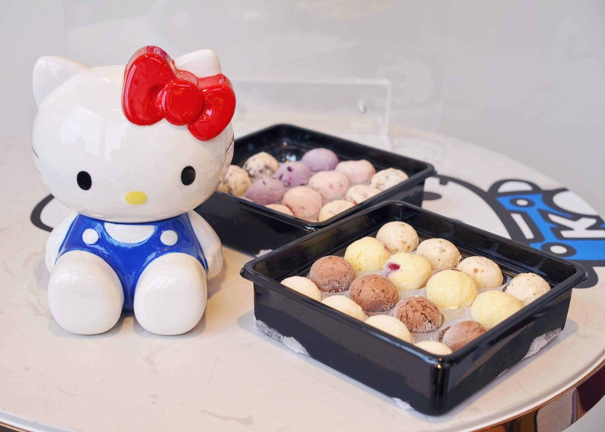Hello Kitty 雪糕火鍋 HK$529/套