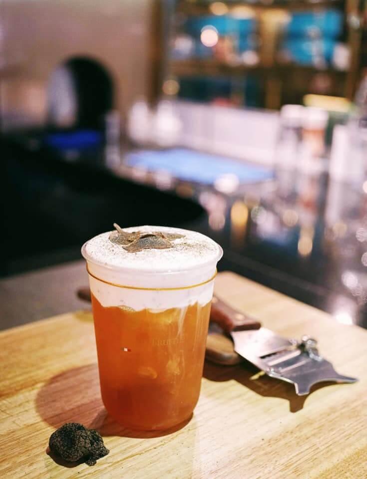 松露素奶蓋南非國寶茶 HK$60