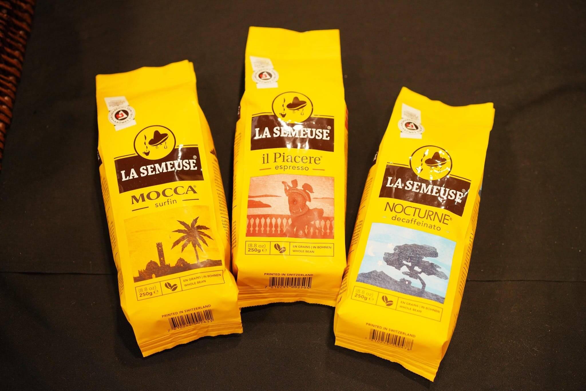 La Semeuse 摩卡即溶咖啡粉 HK$75(原價HK$110)
