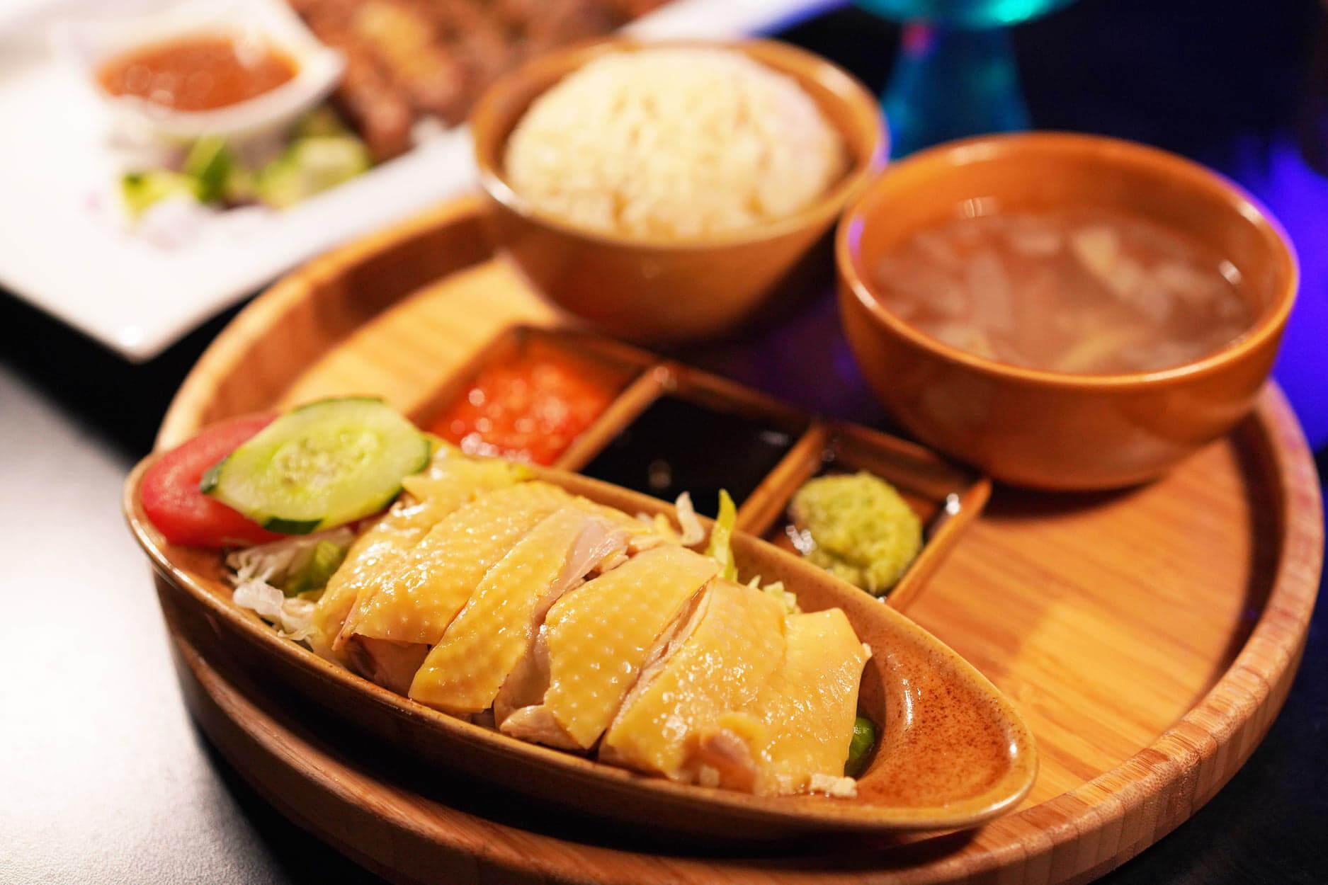 無雞海南雞飯 HK$168