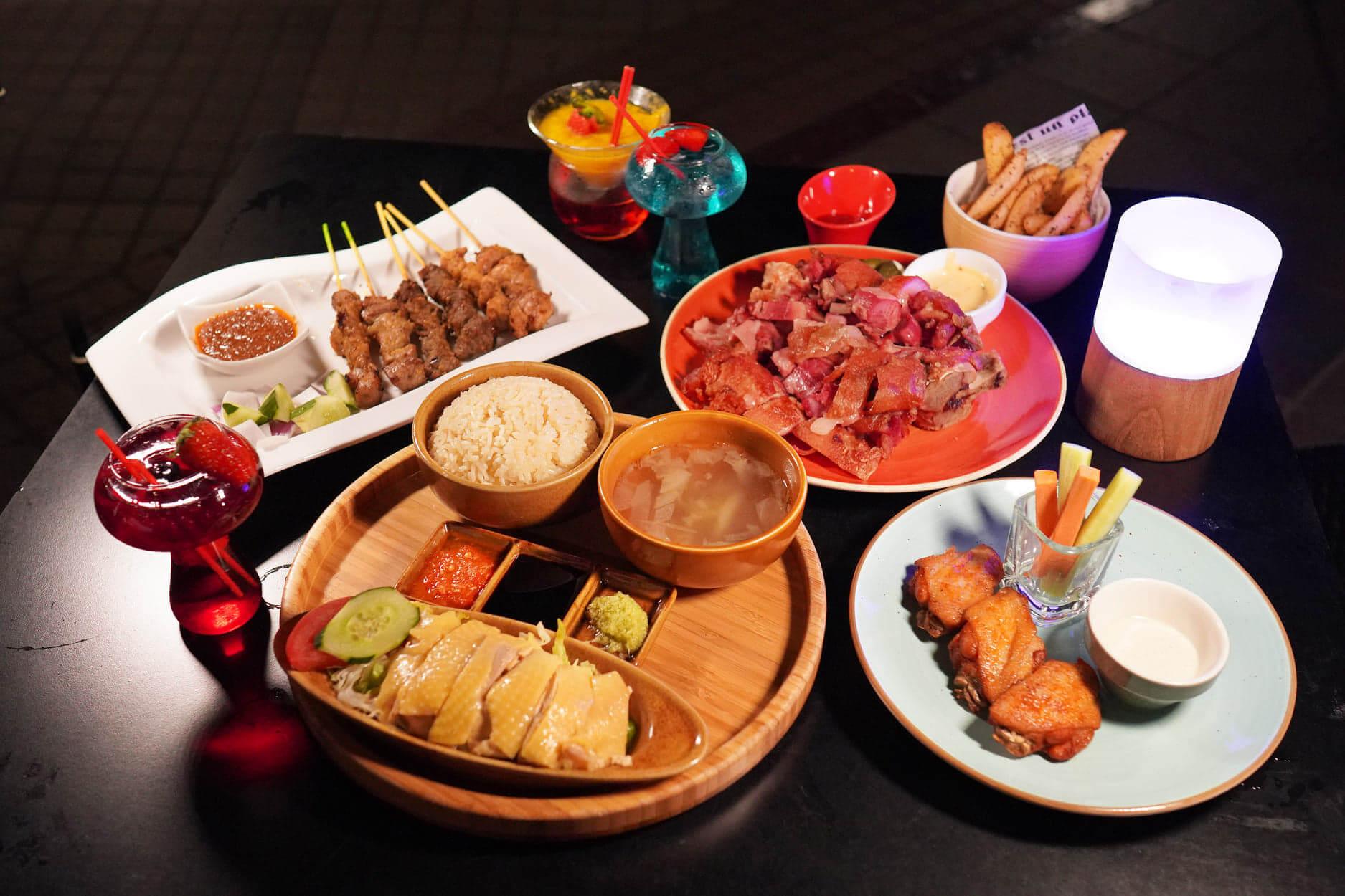Pierside Bar & Restaurant最新「1-2-3 Combo」優惠,提供一系列超抵嘅美酒及小食!