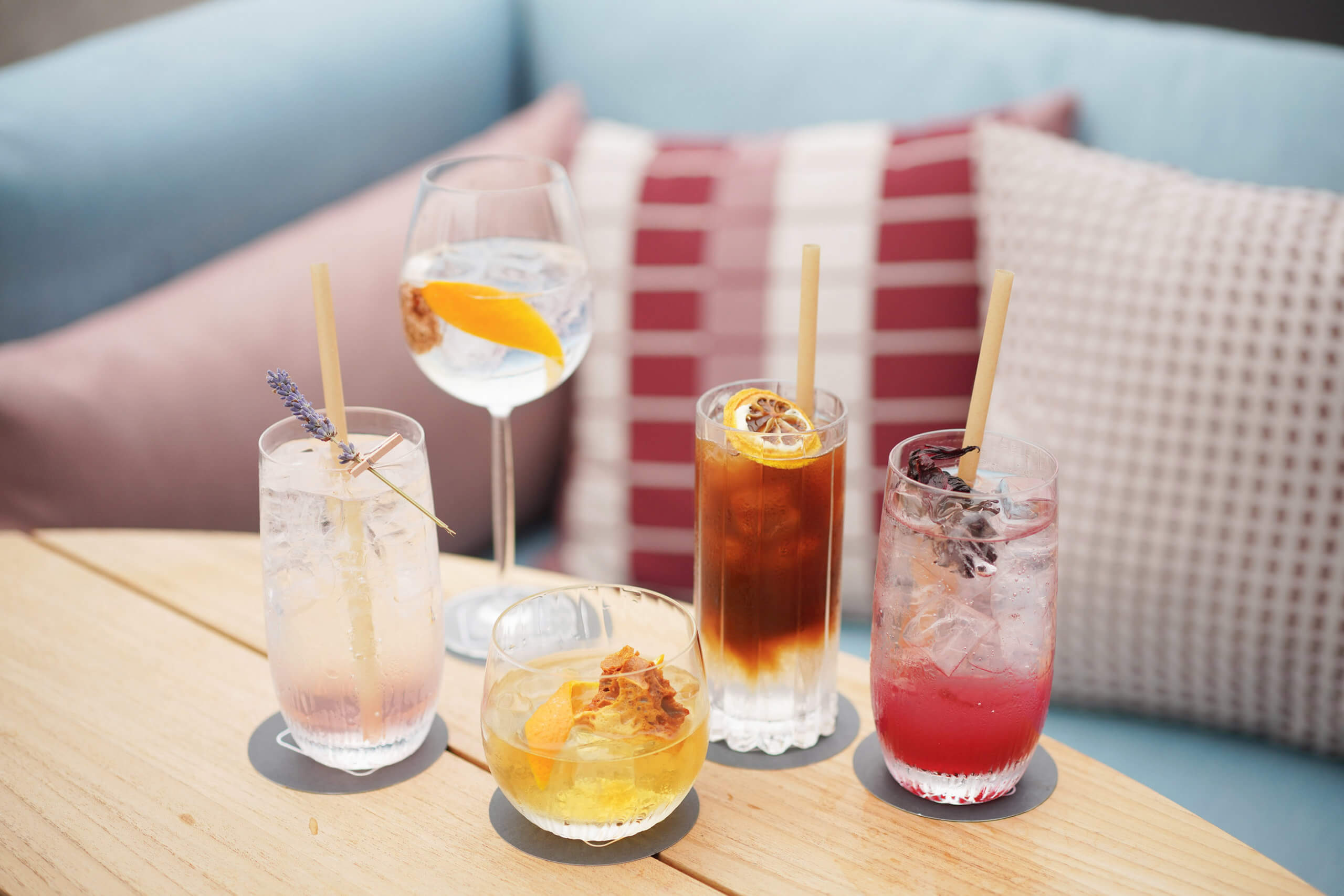 一系列精緻Cocktail!