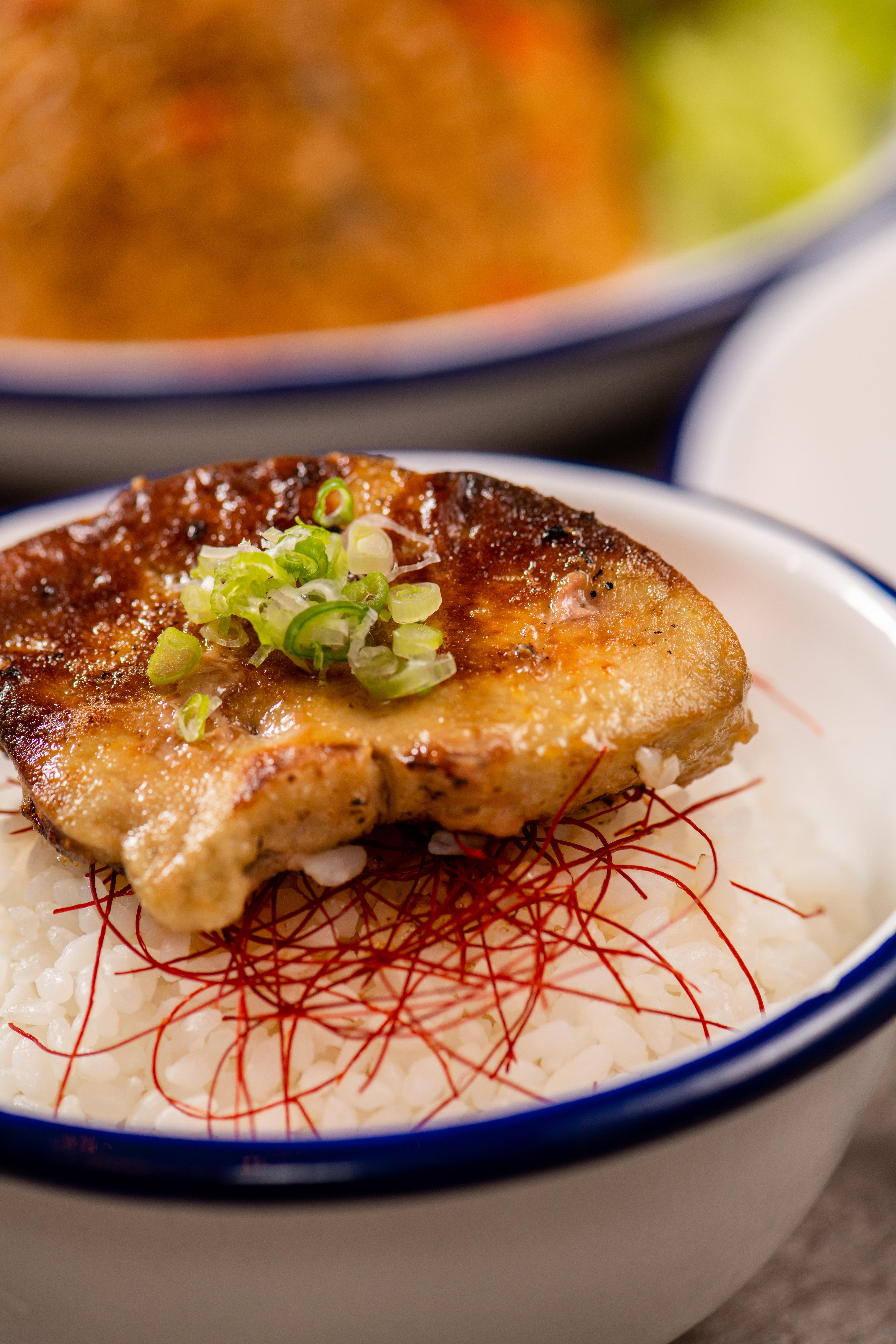 鵝肝飯 HK$150