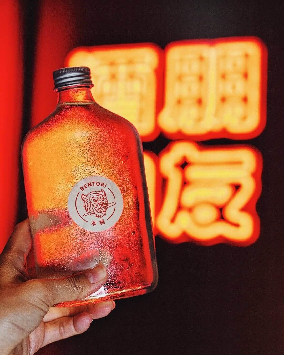 Bentori 招牌清酒 HK$199/350ml