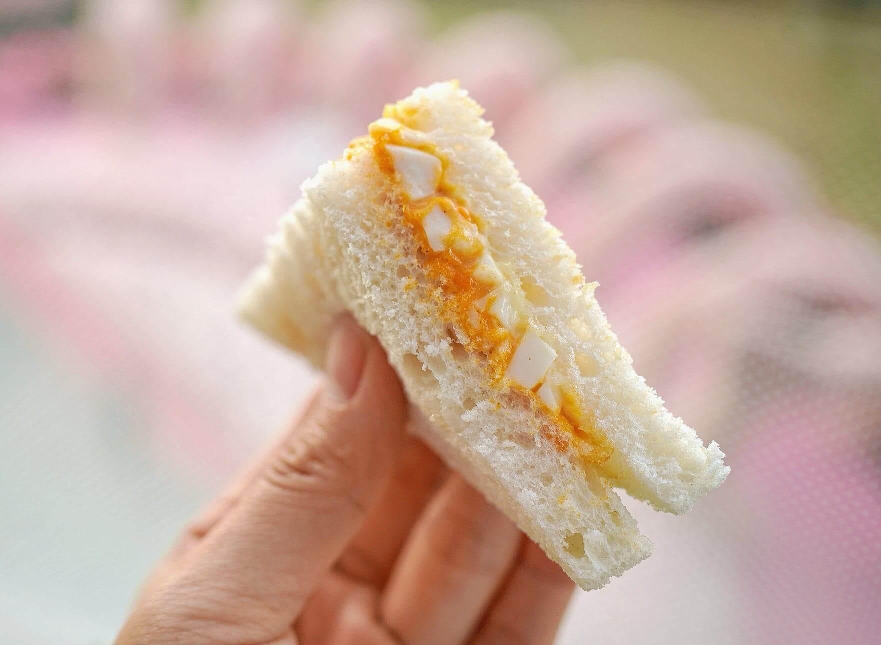 日本蛋三文治
