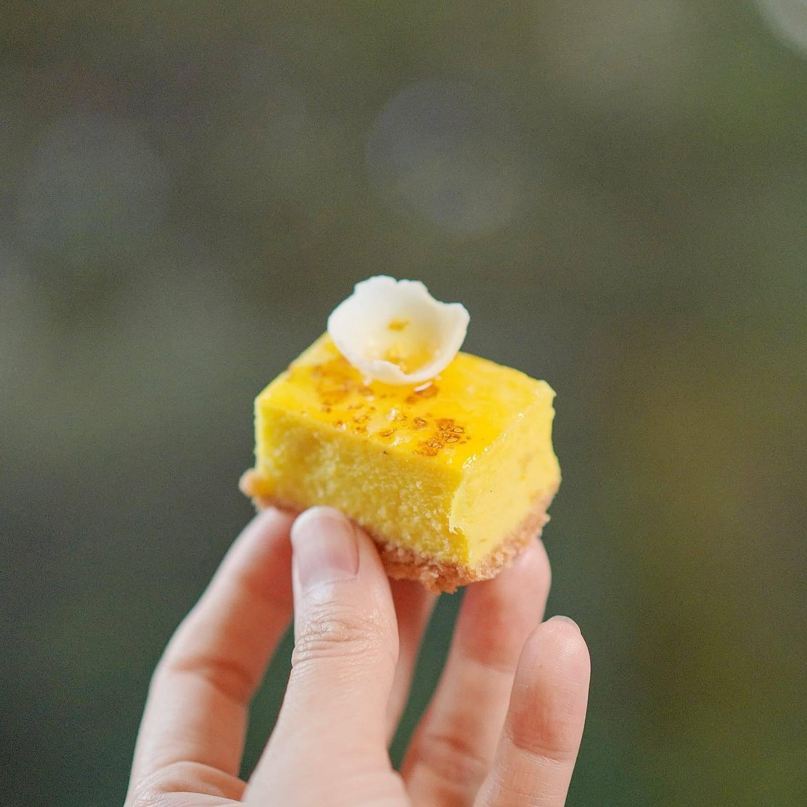 至尊桂花芝士蛋糕