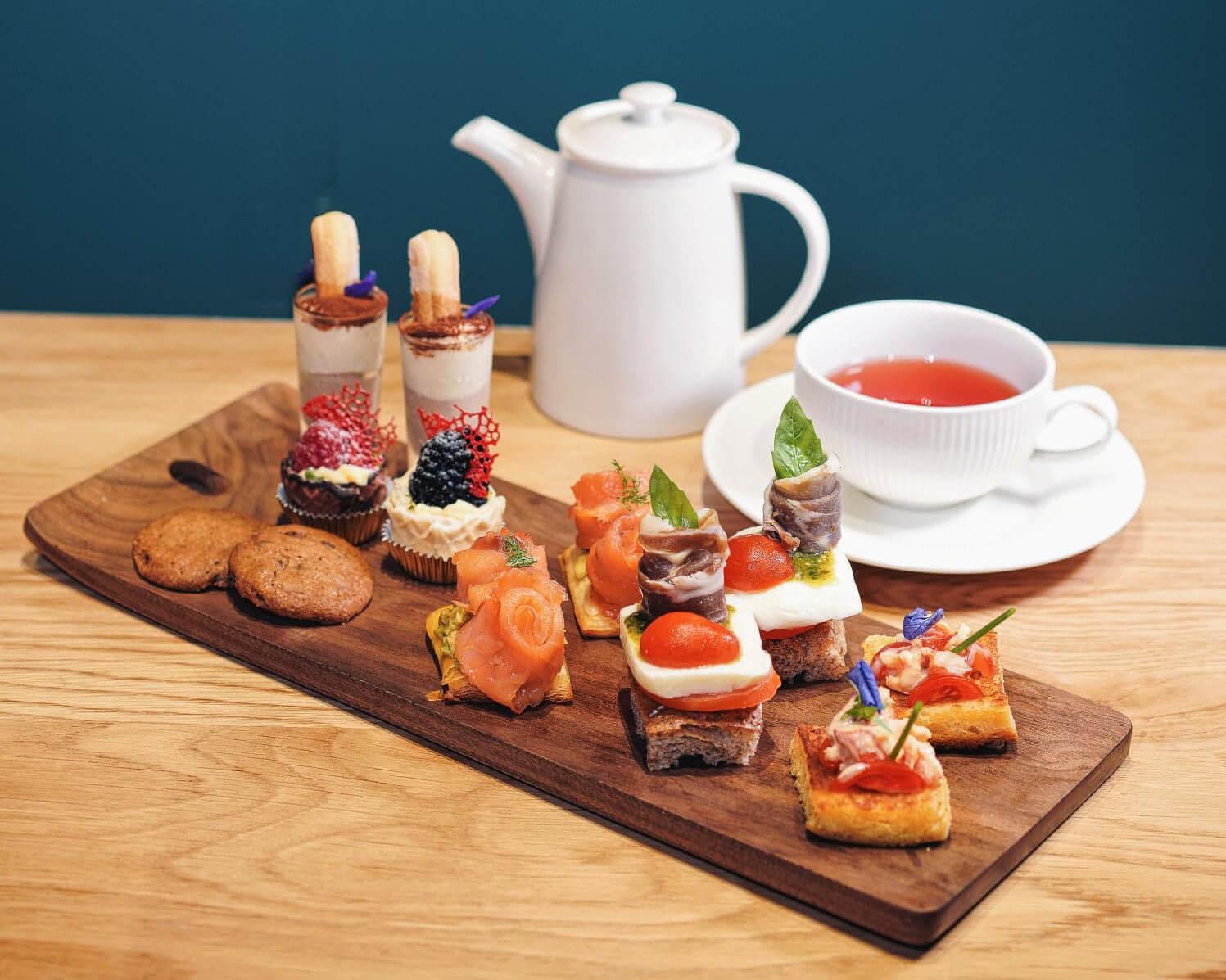 意式下午茶 Da Dolomites HK$328(2位)。