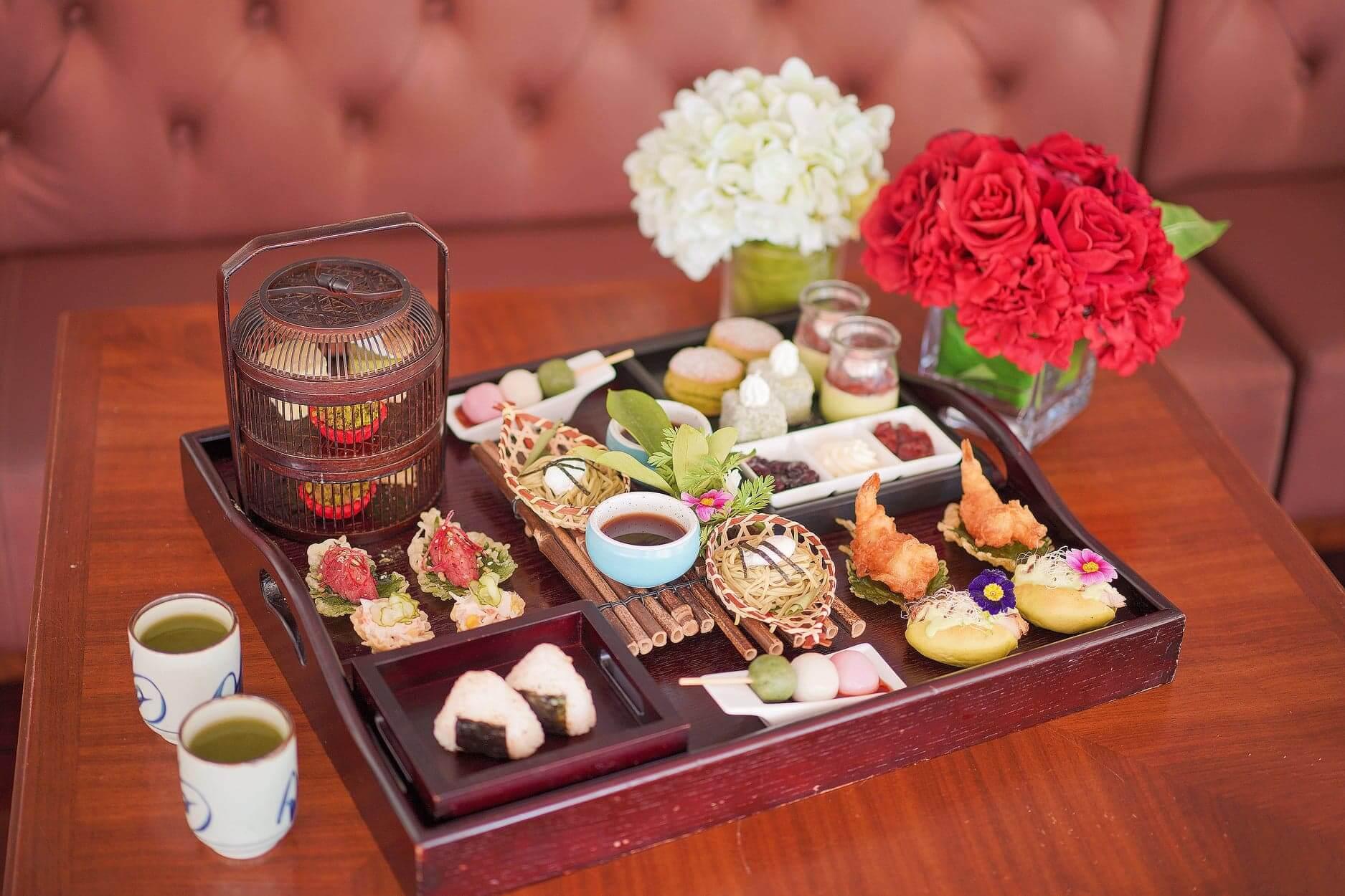 黃金海岸酒店推出「綠茶派對」下午茶!