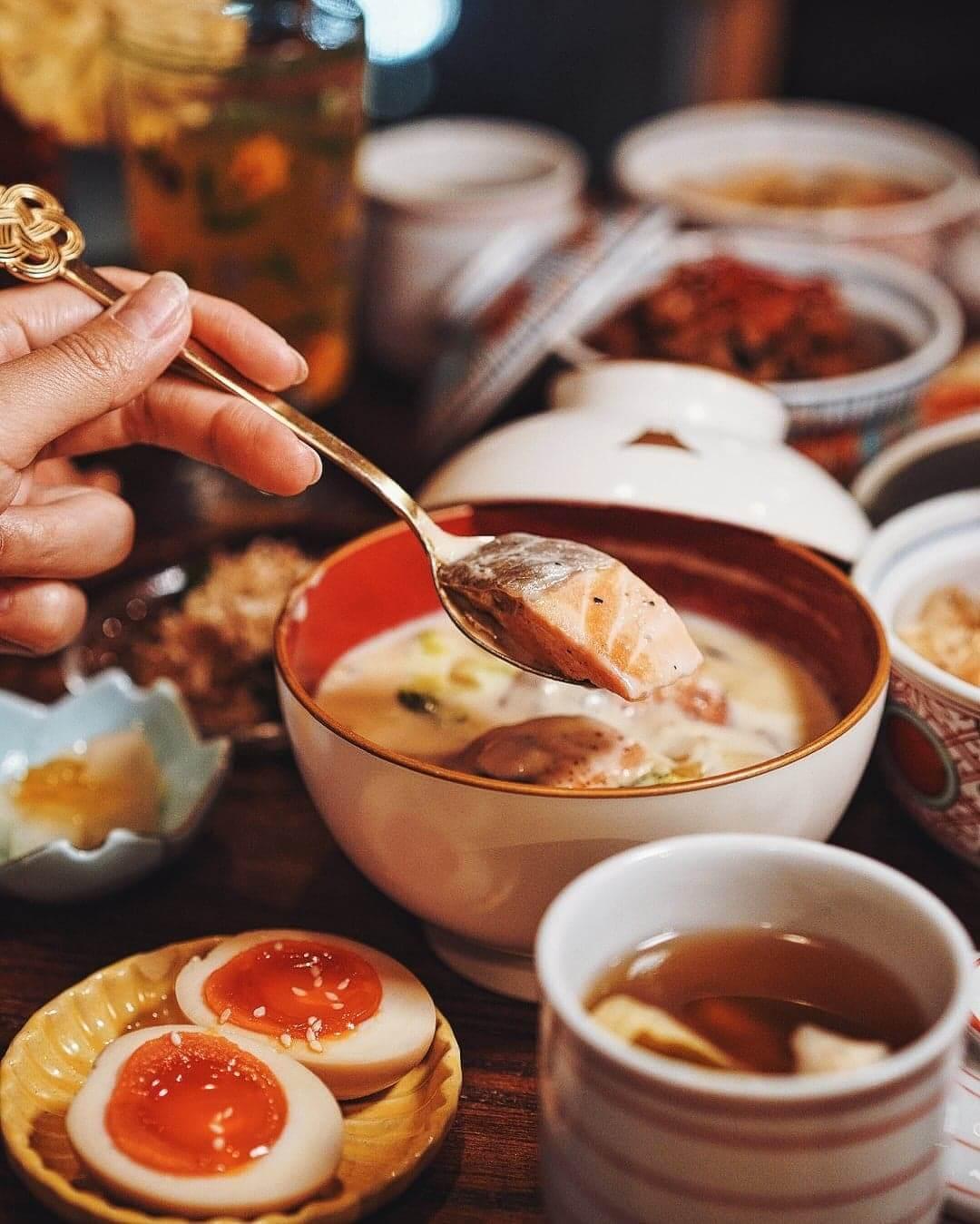 日本家庭式料理,可以係婆婆咖啡屋食到啦!