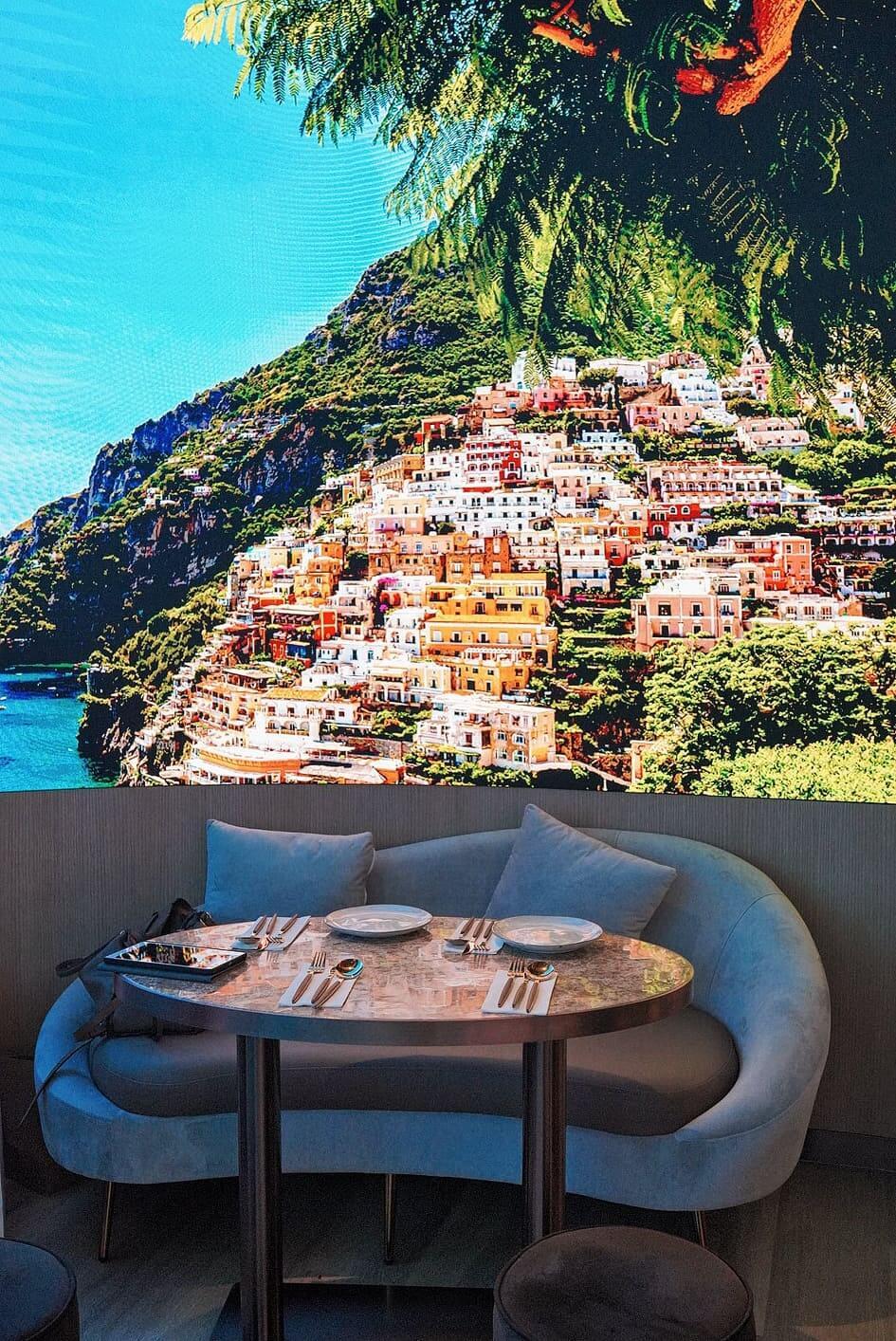 意大利海島,似唔似去咗旅行?