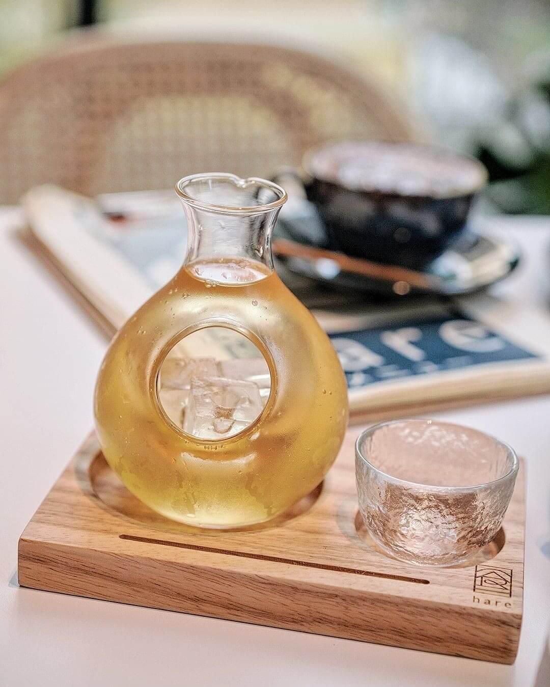 冷泡茶- 花香牡丹 HK$70