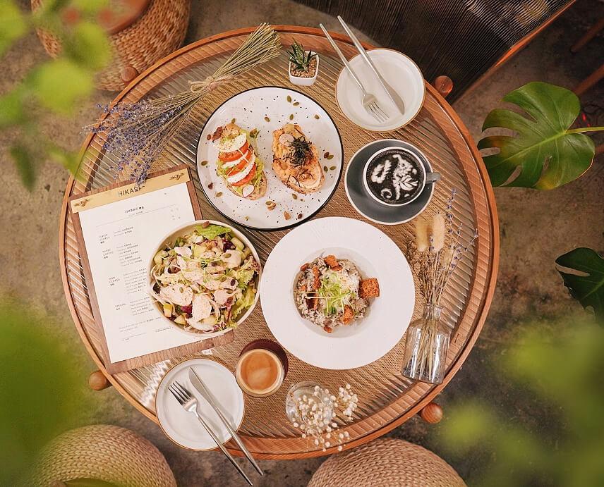 """荃灣全新咖啡店""""HIKARI"""",環境與食物都非常高質。"""