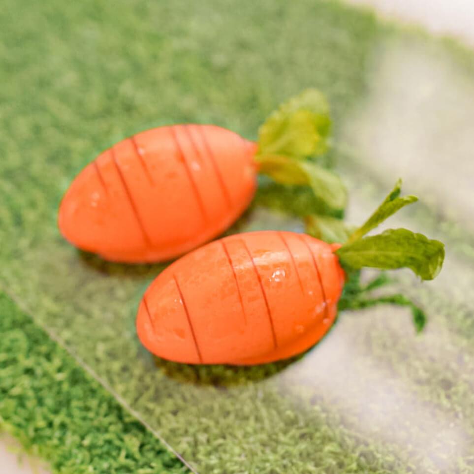 迷你胡蘿蔔。