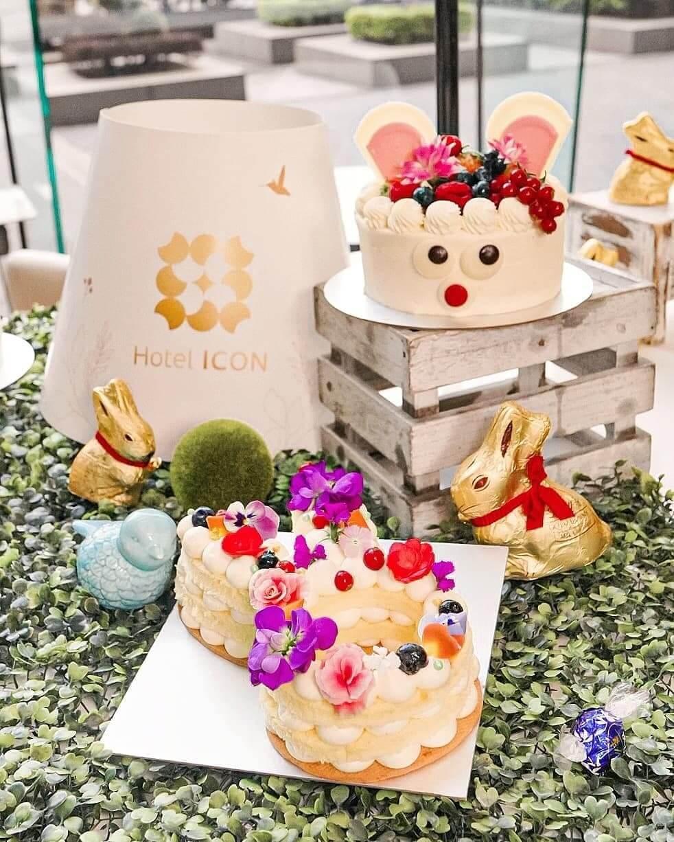 可愛復活節蛋糕,係派對慶祝嘅不二之選!
