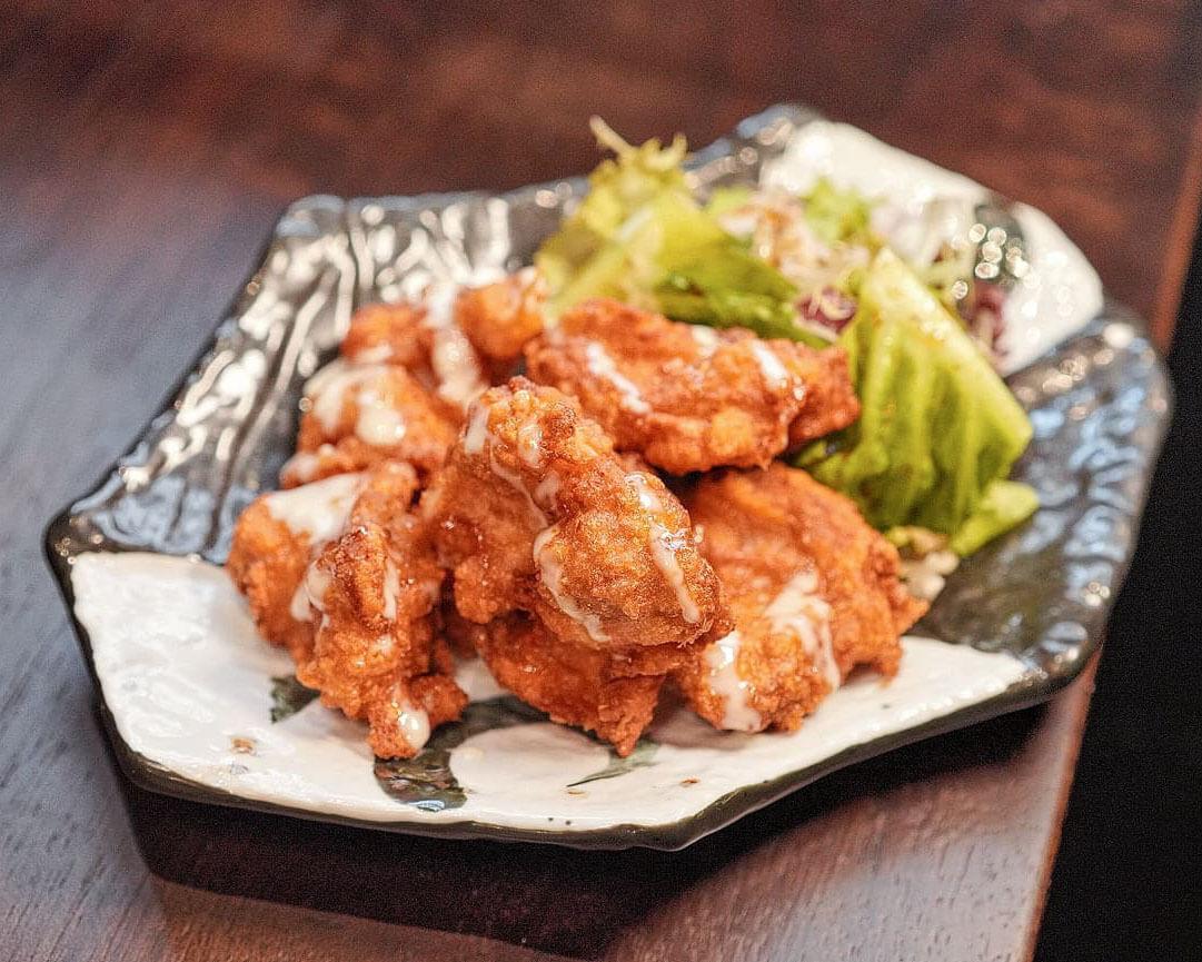 神山炸雞(芥末醬) HK$42