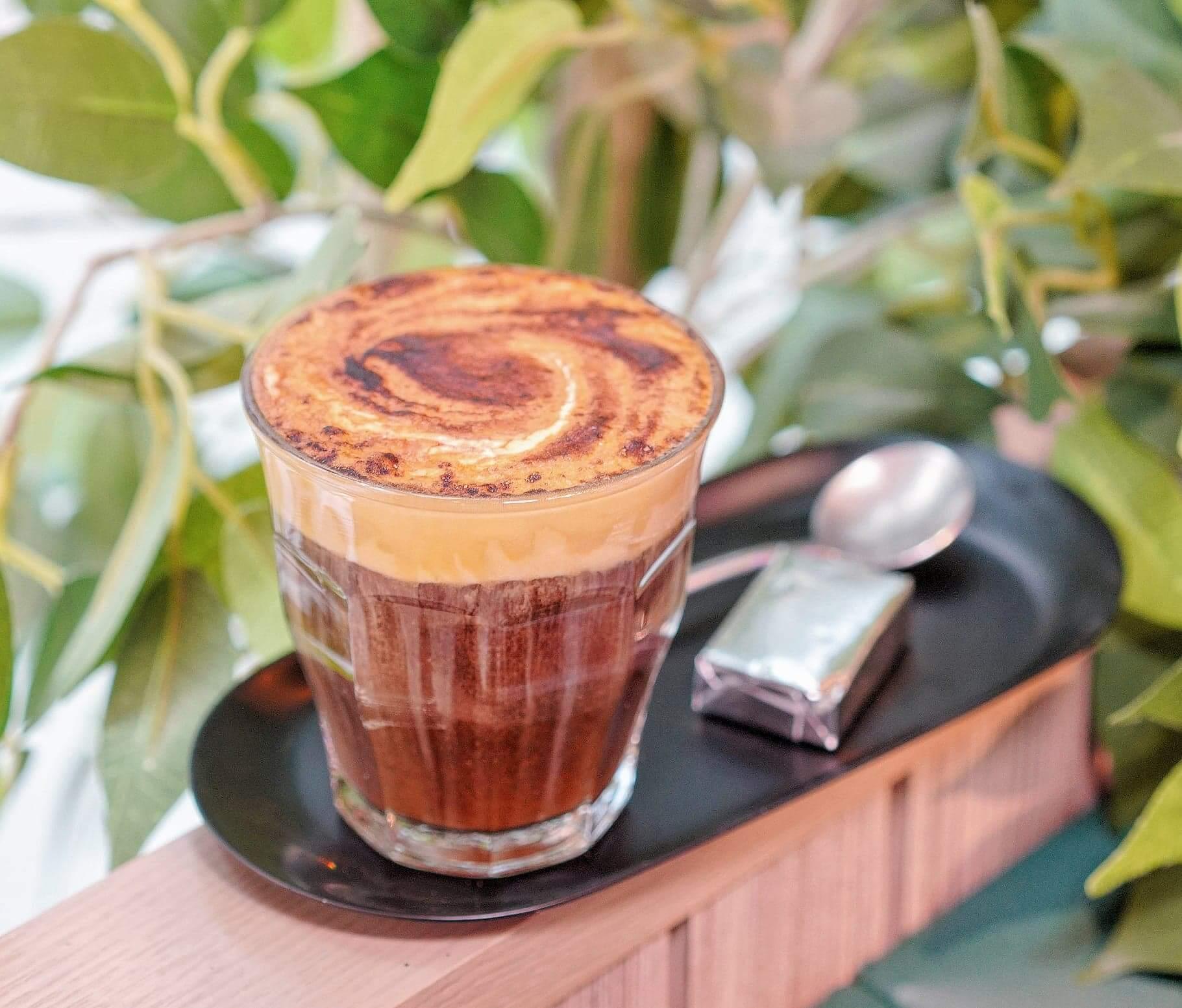 越式蛋咖啡 HK$28