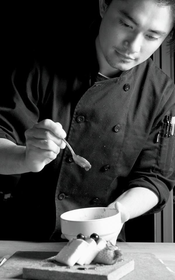 Nam Viet Nam Cafe主廚Justin(陳希裕)