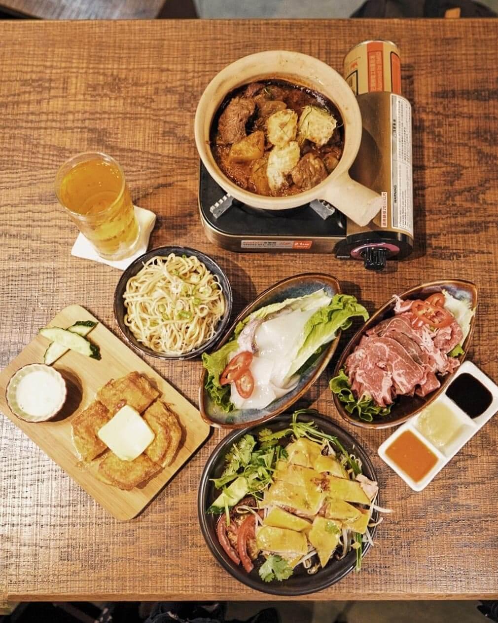 全新馬拉菜餐廳霹靂南洋登陸旺角,帶來一系列霹靂州美食!