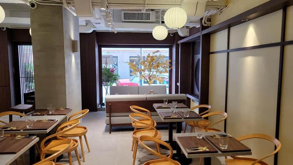 店子不大,不過裝潢日系,仿似去咗京都咖啡店般。