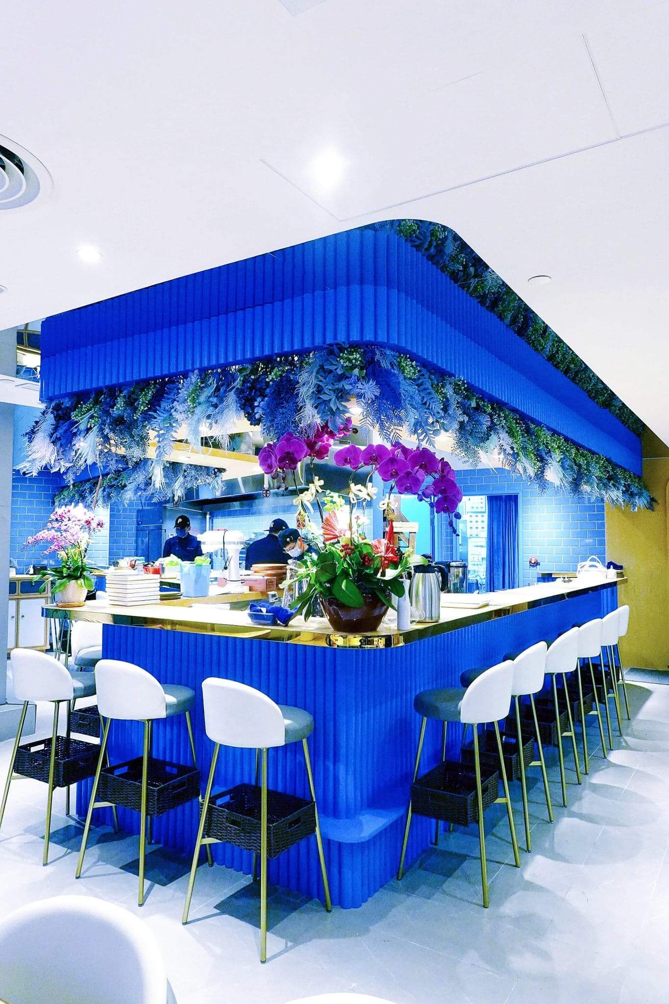 Sensu一角設有Bar枱,可隨時order各式cocktail。