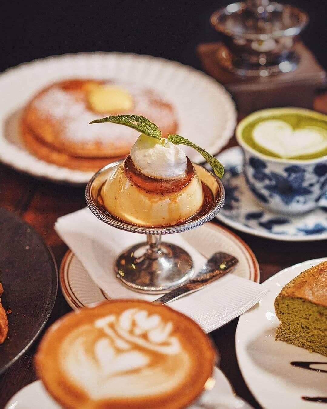 京都逾50年歷史嘅昭和風喫茶店Sonia Coffee,首間海外分店登陸香港!
