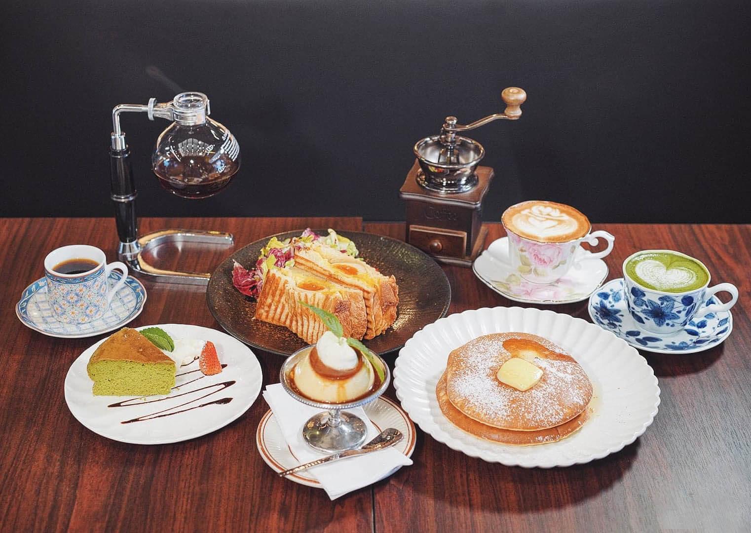 Sonia Coffee將京都昭和時代口味帶來香港!