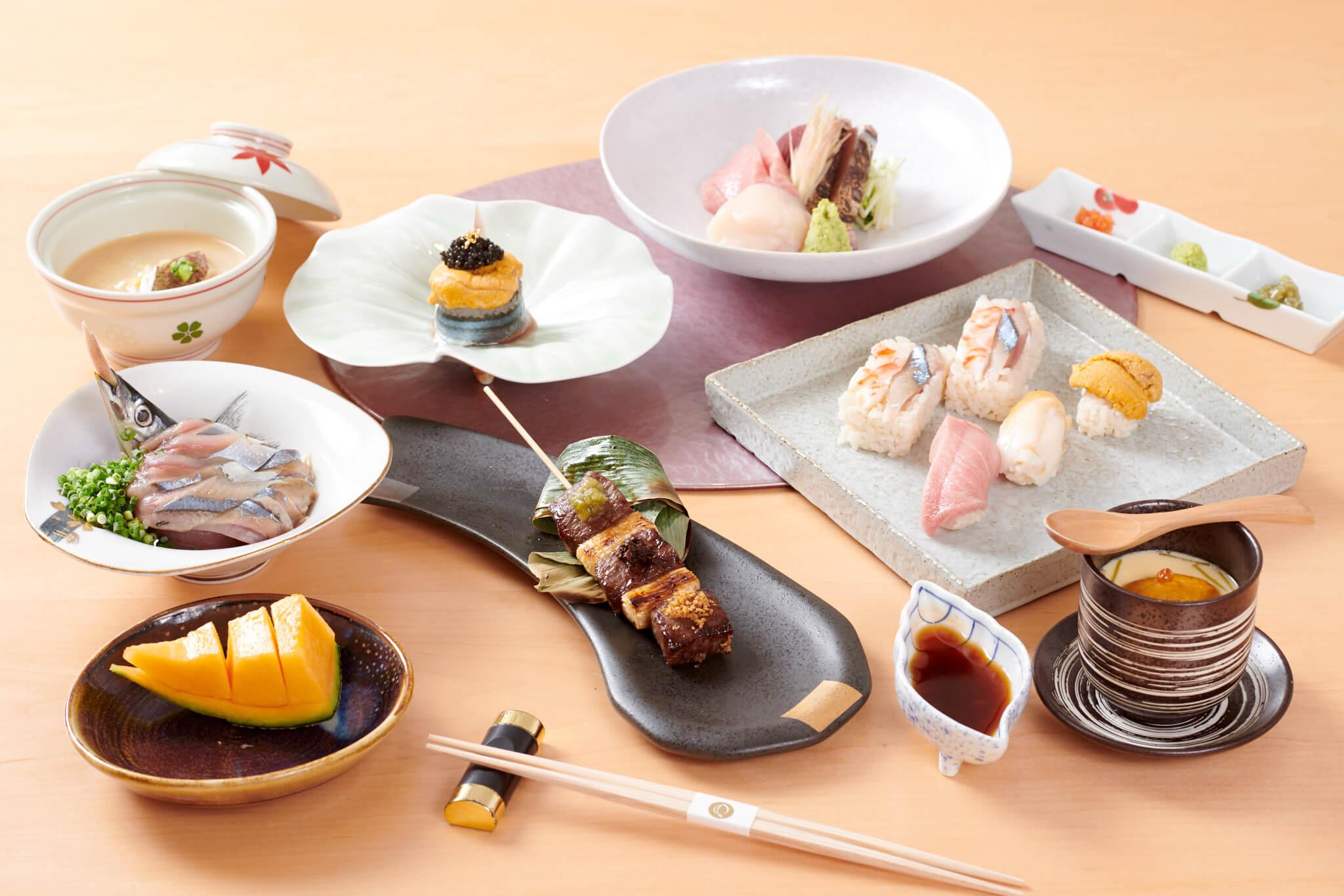由即日起至3月31日,網上預訂Omakase套餐,即可享第二位半價優惠。