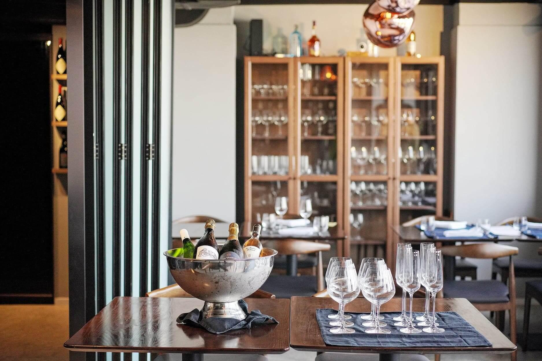 作為法國餐廳,美酒將是餐廳一大重點。