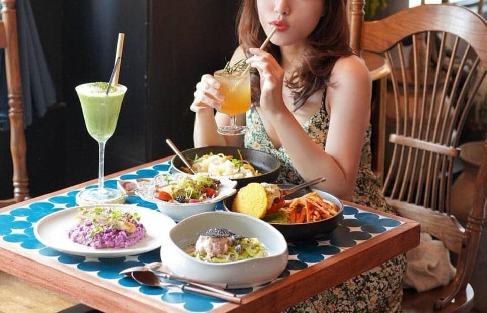 銅鑼灣糖街新餐飲Vie Won Won,大玩鬼怪及暗黑元素。