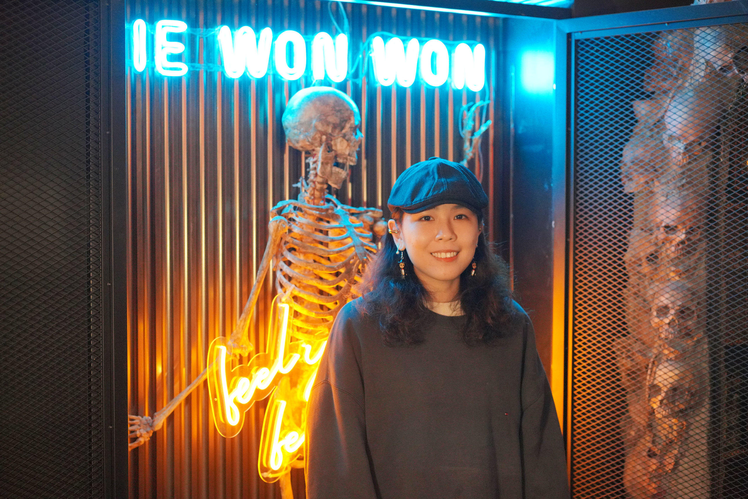 Vie Won Won老闆娘Matiny自細鍾意鬼怪元素,嫌香港太乏味,沒有鬼屋玩!
